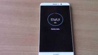 Huawei Mate 9 EMUI 5.0 Recovery / Factory Reset | ITFroccs.hu