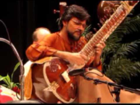 Partha Bose - Miya Malhar - Aalap