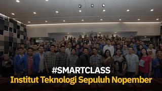 Serunya #SMARTCLASS bersama Smart Money.co di ITS