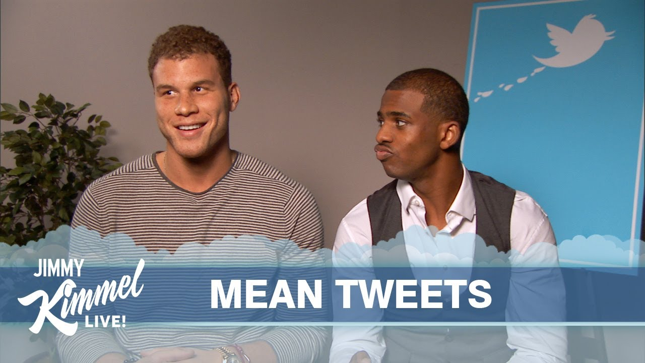 1c54f23e76 Mean Tweets - NBA Edition - YouTube