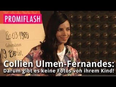 Collien Fernandes Kind