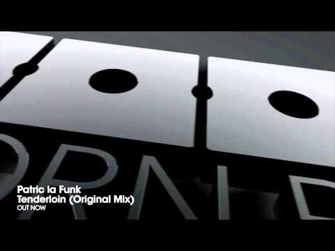 Клип Patric La Funk - Tenderloin - Original Mix