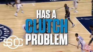 The Thunder have a clutch problem | SportsCenter | ESPN