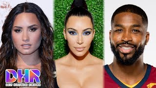 Demi Lovato SHOCKING Overdose Details Revealed - Kim Kardashian Addresses Tristan's Cheating (DHR)