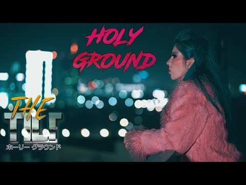 THE TILT - Holy Ground • [80s vocal synthwave video]