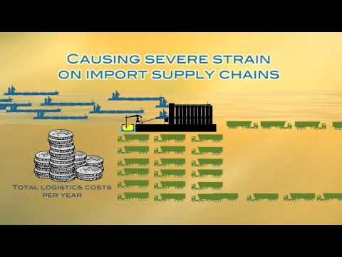 The Grain Chain: Food Security and Managing Wheat Imports in Arab Countries