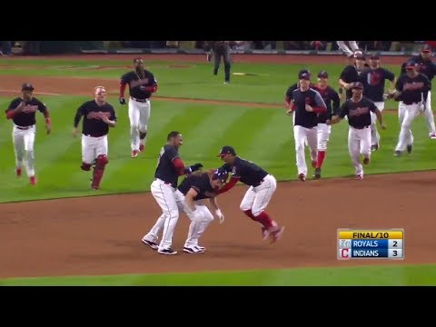 Don't Stop Believeland! (Cleveland Indians - cover of Journey's 'Don't Stop Believin')