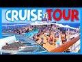 Empress of the Seas cabin tour 🛳 Full Walkthrough - Cruise Ship Tour - Royal Caribbean