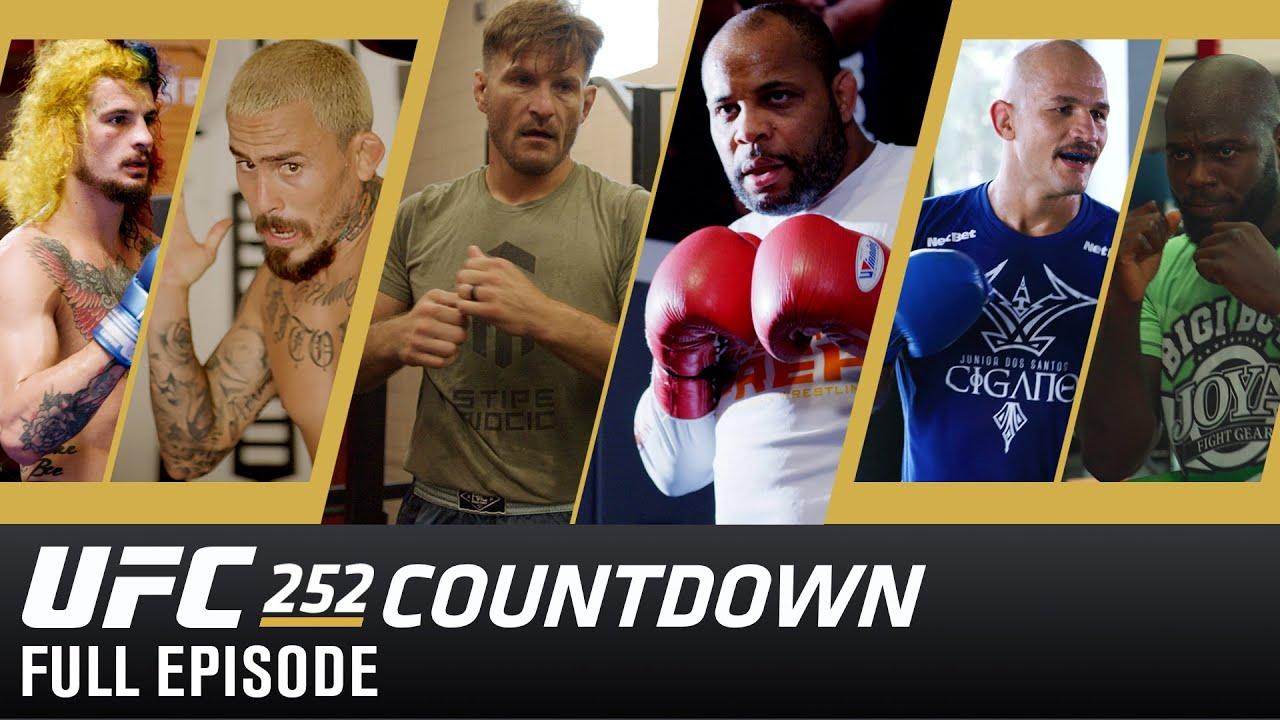 UFC 252: Countdown - Episódio Completo