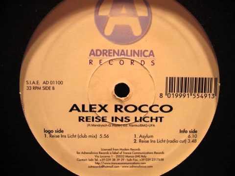 Alex Rocco  Asylum Original Mix