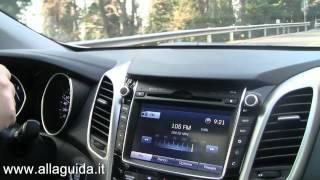 Hyundai i30 2012: video prova su strada