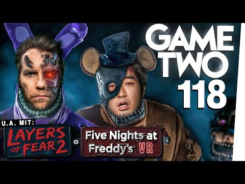 Warhammer: Chaosbane, Layers Of Fear 2, Five Nights At Freddy's VR: Help Wanted   GAME TWO #118