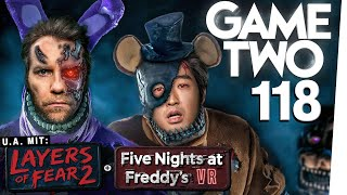 Warhammer: Chaosbane, Layers of Fear 2, Five Nights at Freddy's VR: Help Wanted | GAME TWO #118
