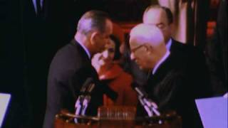 INAUGURATION OF PRESIDENT LYNDON B. JOHNSON, 01/20/1965