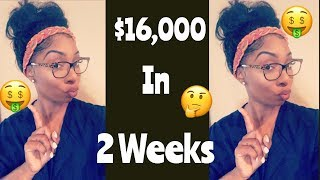 I MADE $16,000 IN 2 WEEKS! HERES HOW YOU CAN TOO! MUST WATCH