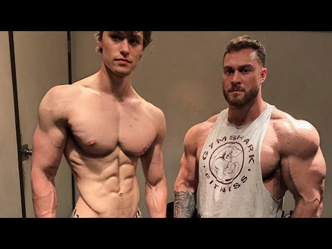 Download Training & Shooting w/ Classic Physique Competitor Chris Bumstead