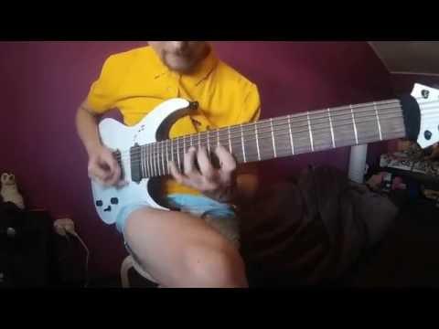 Kraken guitar -