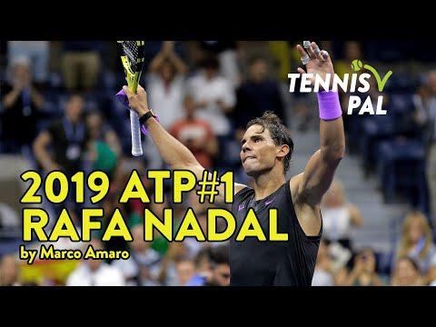 Rafa Nadal: will break Grand Slam record in 2020
