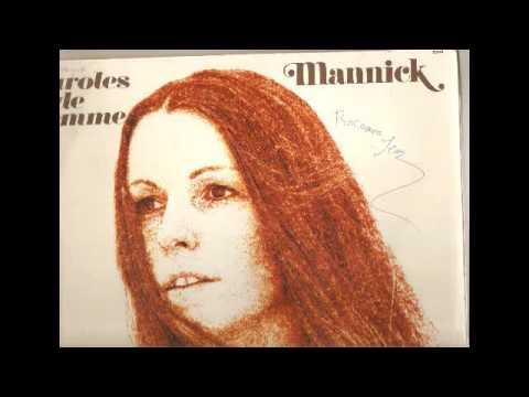 """Mannick """"Paroles de femme"""""""