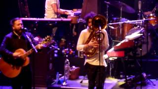 Edward Sharpe and the Magnetic Zeros    When you're young    Shepherds Bush    12   02   14