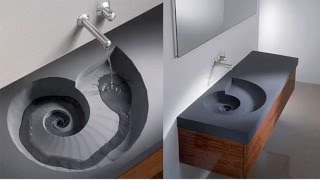 Unique Wash Basins for Your Dream Bathroom