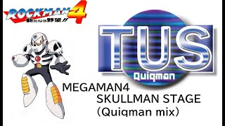 Hello everyone! I am the composer and arranger Koichi Shibata (Quiqman) MEGAMAN4 SKULLMAN STAGE Natural Mix I made an 8-bit tone and arranged it ...