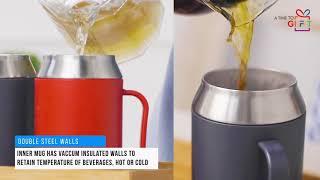 Tupperware Desk Mug