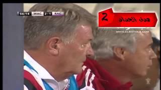 جميع اهداف مبارة الوداد و الراسينغ كاس العرش 2017 Video
