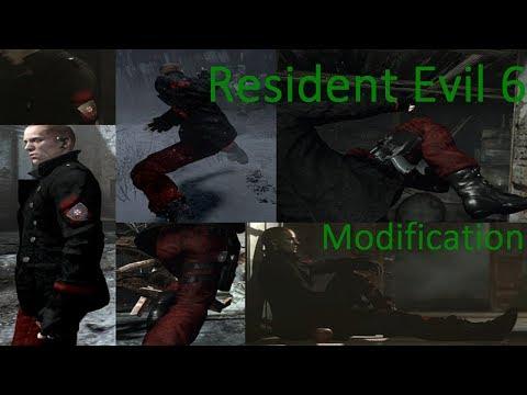 Full Download] Resident Evil 6 Mod Ada Biker Jake Gangster