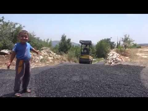 Sinap Mahallesinde Unutulan Yol 57 Yıl Sonra Açıldı