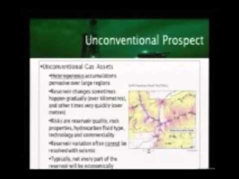 Paul Chernik, ERC, Estimating unconventional gas in place and reserves