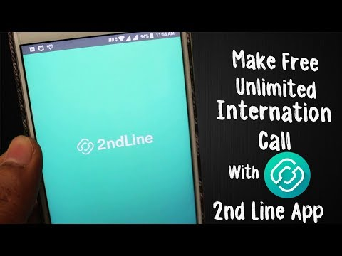 Free unlimited International calling 100% working ( voip )
