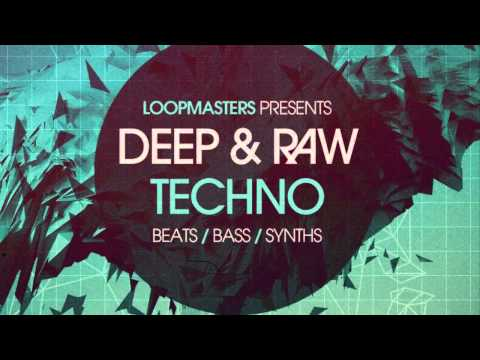 Techno Samples - Deep & Raw Techno