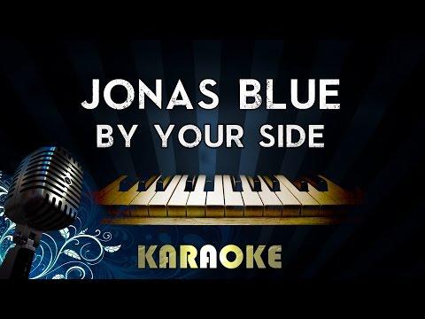 Jonas Blue - By Your Side ft. Raye | Piano Karaoke Instrumental Lyrics Cover Sing Along