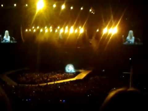 Lady Gaga - Hair - 17-9-2012 - Holland