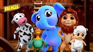 Animal Sound Song   Nursery Rhymes And Kids Songs   Videos for Babies