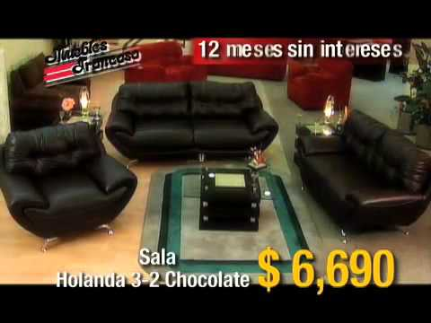 Muebles troncoso campa a 2011 para canal 4 youtube for Muebles troncoso salas