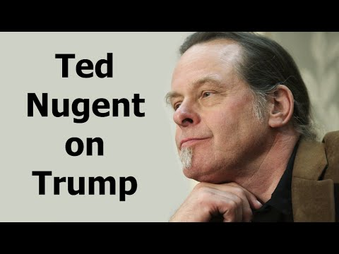 Nugent on Trump cover image