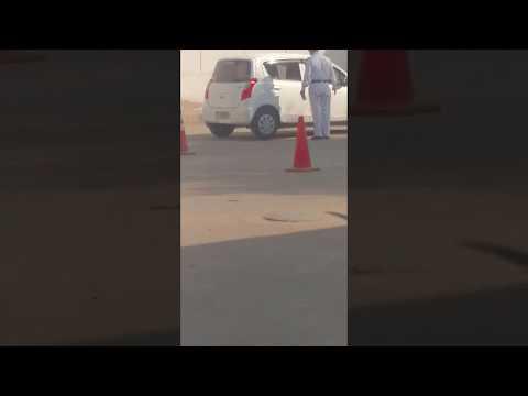 Driving Test in Karachi Pakistan