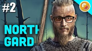 KNOWLEDGE IS POWER!   Northgard Gameplay (Part 2 - Clan of the Stag)