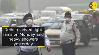 Delhi breathes clean air for first time in nearly a year