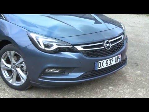 Essai Opel Astra 1.6 CDTI 136ch