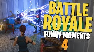 Deceived Not Once But Twice! - Fortnite Battle Royale Funny Moments #4