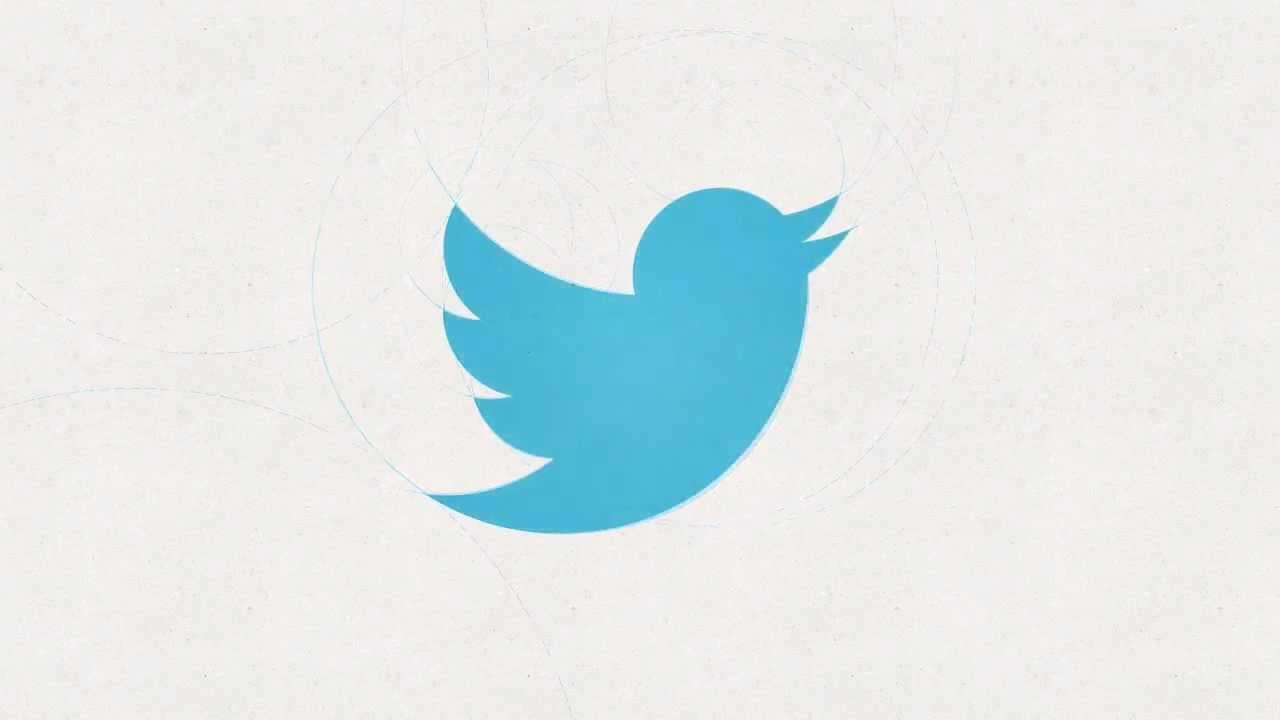 logo twitter sin fondo
