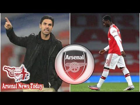 Mikel Arteta fuming Jamie Vardy escaped red as Arsenal boss gives Eddie Nketiah verdict - news t...