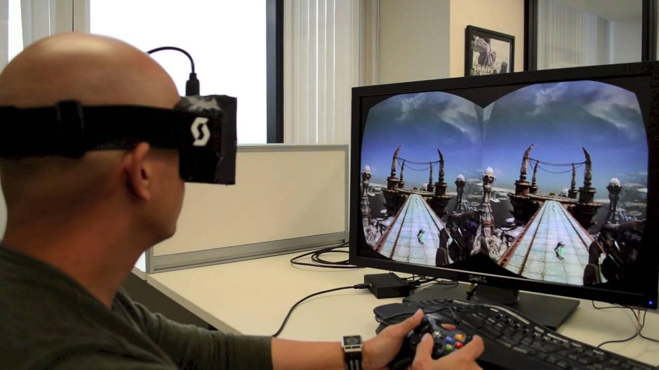 5a12597efc62 Oculus VR - Unreal Integration Teaser - YouTube