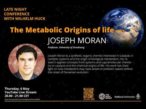 The Metabolic Origins