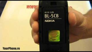 Nokia 1280 Review in Romana