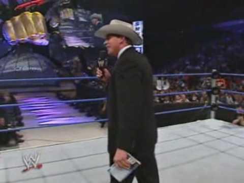 WWE Smackdown! 2004 - Bradshaw becomes JBL Promo