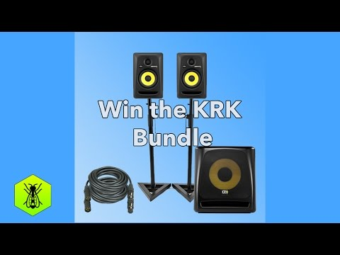 Your Chance To Win The KRK Bundle